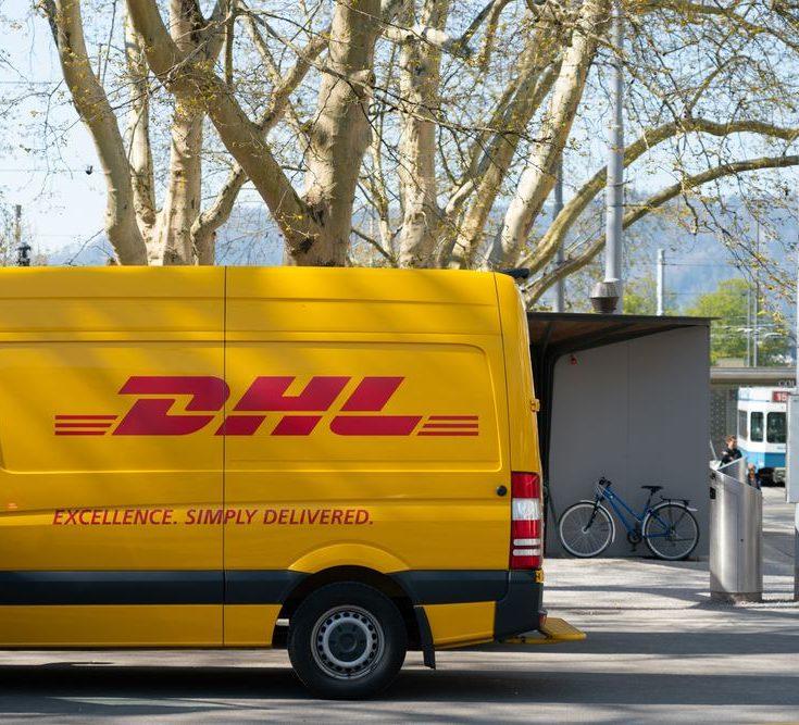 Trygg och säker frakt med DHL