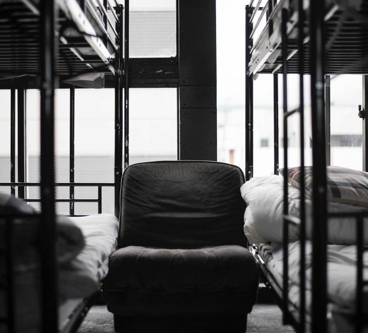 Hostel är ett bra alternativ på resan